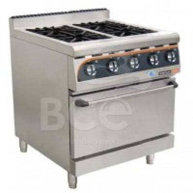 Anvil 4 Burner Gas O