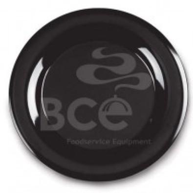 Buffet Platter Round - 380mm - Black