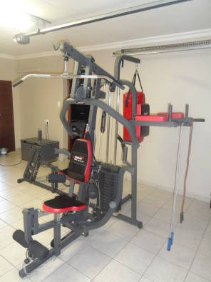 Trojan power station home gym for sale junk mail
