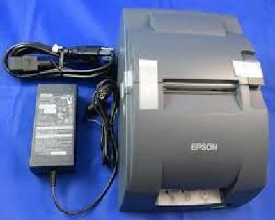 Epson TM-U220 Receipt Kitchen Printers (LOT)