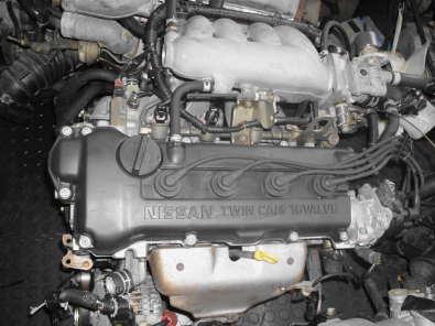 NISSAN L20 6 Cylinder Petrol Engine