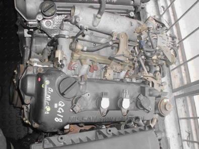 NISSAN QG Engine Fit