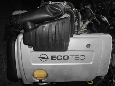 OPEZ16XE ECOTEC 1.6 Engine