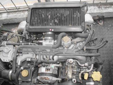 SUBARU EJ20TT Engine