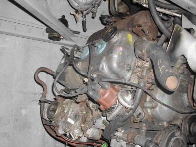 TOYOTA 12T 1.6 RWD Engine