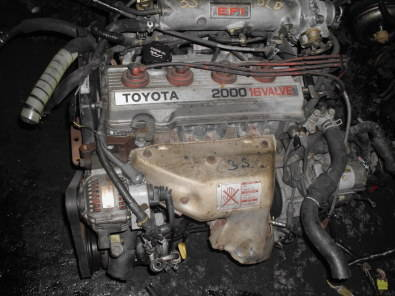 TOYOTA 3RZ Engine Ja