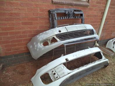 Scarce body parts and panels up for sale