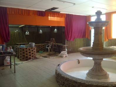 Water Fountain Feature for Sale