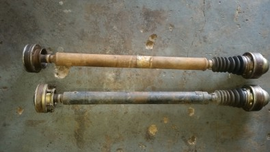 JEEP PROPSHAFTS FOR