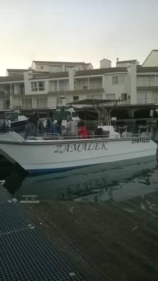 Deap sea fishing charters and open sea advenrures