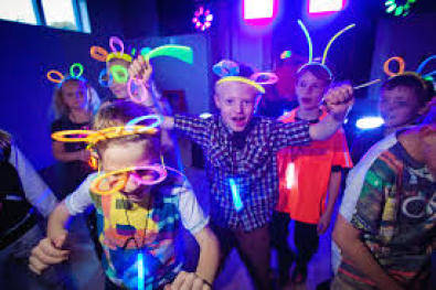 Party Packages - Halloween & Glow in the Dark/Lumo