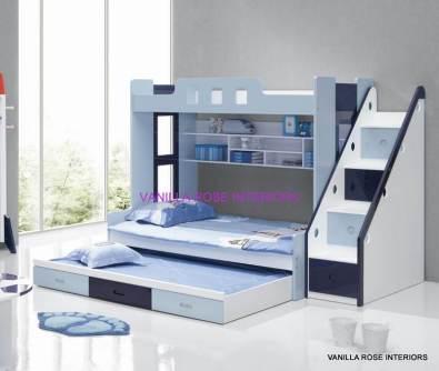 Tri bunk bed junk mail - Bed mezzanie kind ...