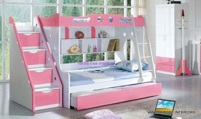 Tri bunk bed junk mail for Cheap designer furniture johannesburg