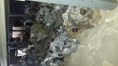 Hyundai and KIA Engines and Gearboxes