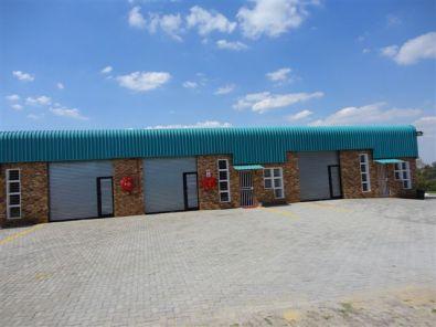 Mini Factory complex Units to Let 184 Eland Road R