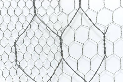 Galvanised hexagonal netting wire 13mm /ogiesdraad