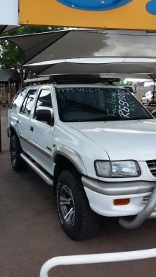 99 Isuzu Frontier 32l V6 4x4