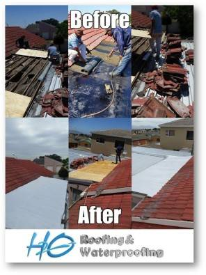 Roofing and Waterproofing Contractors, Cape Town