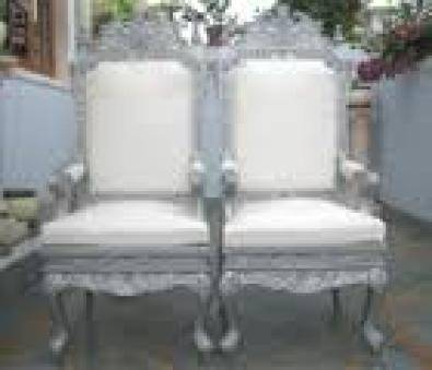 We Have Bride And Groom Chairs For Sale