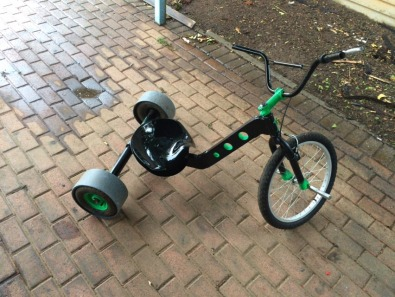 Drift Trike Custom Build For Sale | Junk Mail