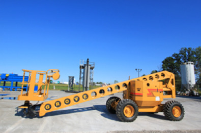 Boomlift Cherry Picker 20.5 m reach Grove