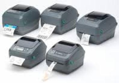 Zebra GK-420t Label Printers (Demo)