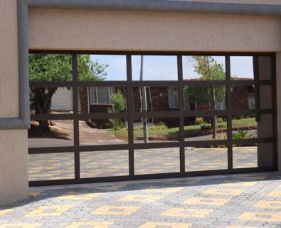 Aluminium Glass Panel Garage Doors For Sale Junk Mail