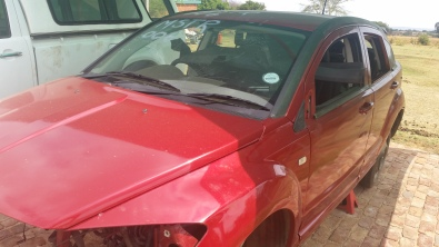 DODGE CALIBER PARTS-stripping