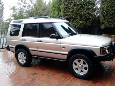 Land Rover Discovery 2 V8 for sale | Junk Mail