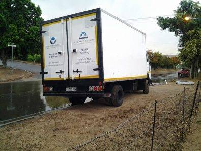 4ton truck available from Kimberly  to Cape Town