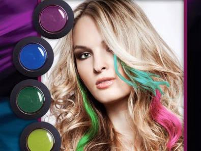 Hot Huez Hair Coloring Chalk   Junk Mail