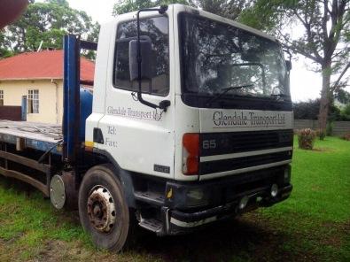 Super DAF 620 truck, quick sale