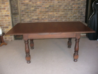 Antique Teak dinner table