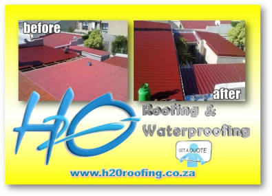 Roofing & Waterproofing Cape Town