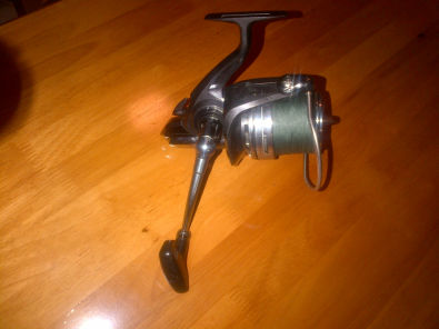 Daiwa Windcast X5500 reel | Junk Mail