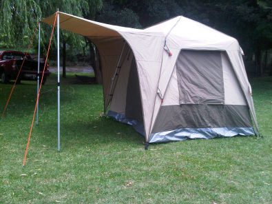 Brand New 360 Degrees Turbo Canvas Tent for sale. & Brand New 360 Degrees Turbo Canvas Tent for sale. | Junk Mail