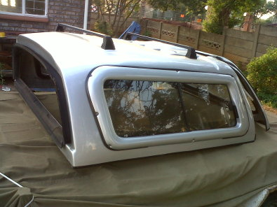 Colt Double cab Skytop canopy for sale or swop & Colt Double cab Skytop canopy for sale or swop | Junk Mail
