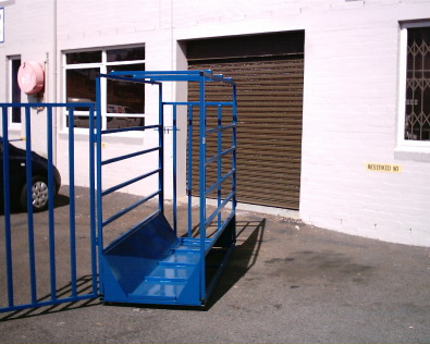 Cattle Crate scale