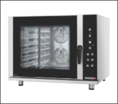 6 pan Convection oven 380v