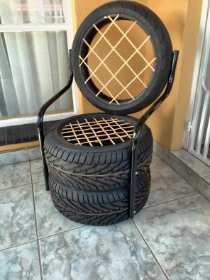 Patio Amp Garden Tyre Chairs Junk Mail