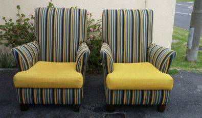 REUPHOLSTERY AND REPAIR