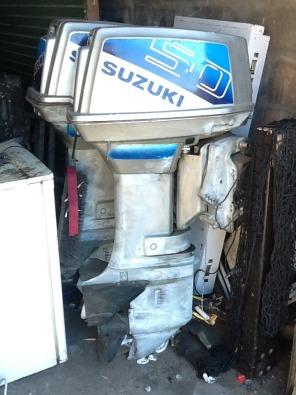 2x 50hp Suzuki outboard motors. Urgent sale R14500 | Junk Mail