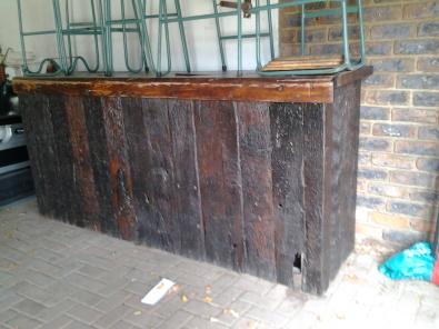 Sleeper Wood Bar Vereeniging Kopanong Bar Furniture Junk Mail Classifieds