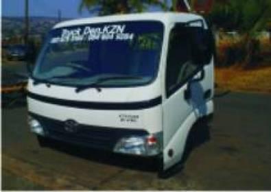 DYNA 5-108,8-145.HINO 300 CAB FULL TRIM TEL 033-39