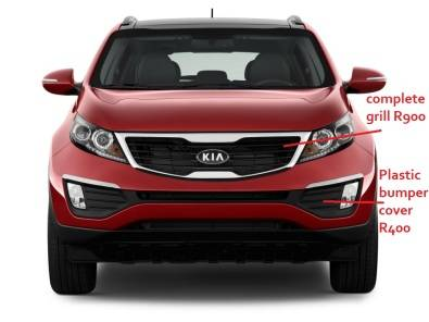 2010 2011 2012 2013 Kia Sportage spares for sale
