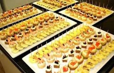 Halaal savoury platters designer fruit platters junk mail for Canape platters cape town