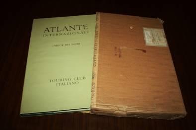 Atlante Internazionale  TCI (edition 1955-1956)