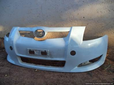 Toyota Auris front  bumper