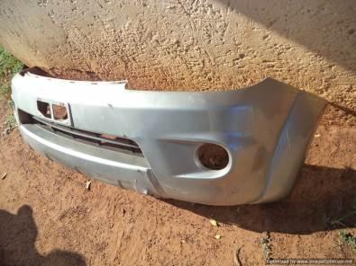 Toyota Fortuner front bumper