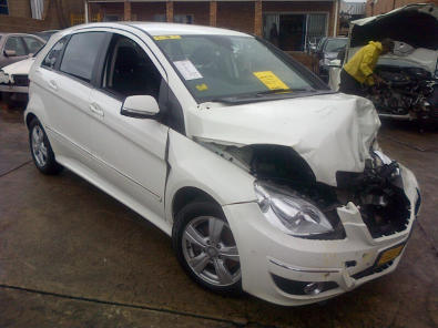 mercedes spares 2011